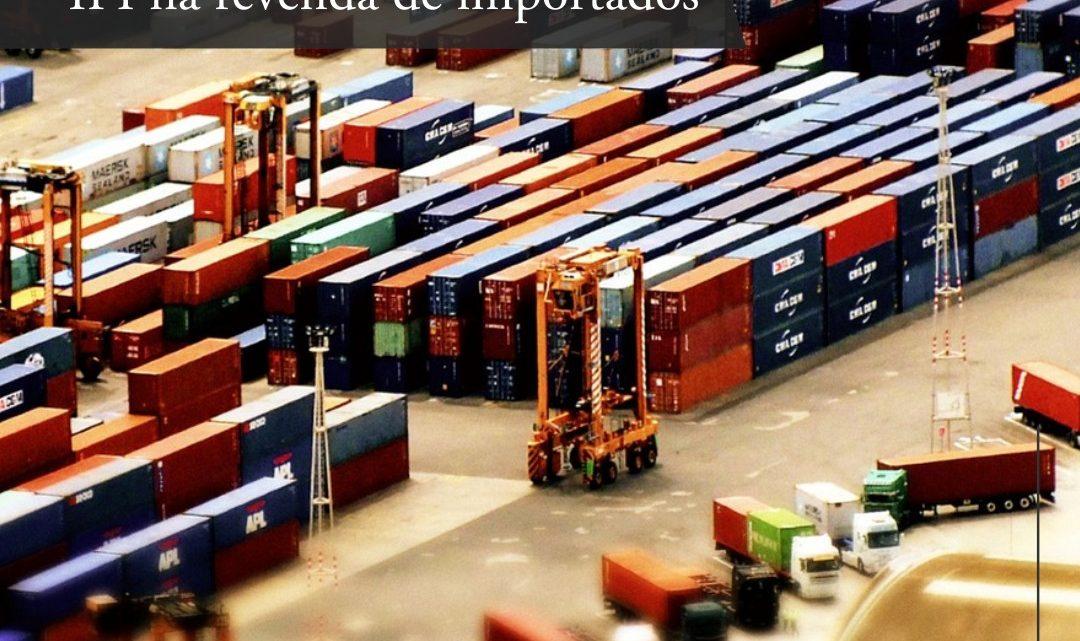 IPI na revenda de importados