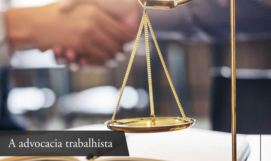 A advocacia trabalhista