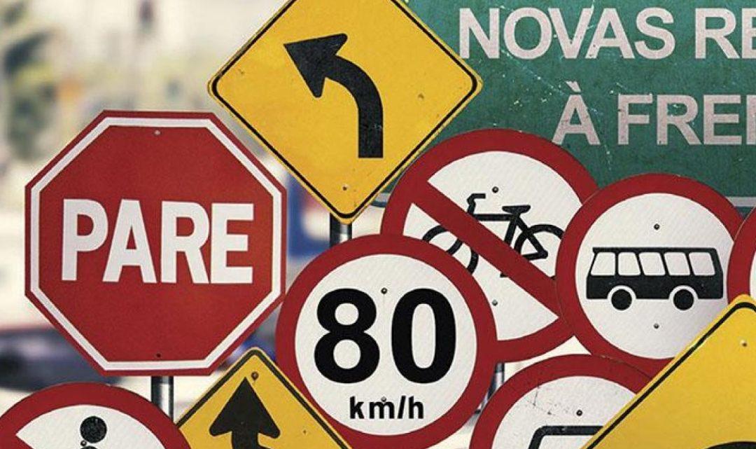 Lei de Trânsito tem novas regras